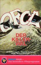ORCA THE KILLER WHALE.