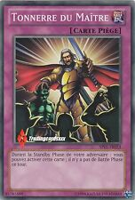 ♦Yu-Gi-Oh!♦ Tonnerre du Maitre/Thunder of Ruler : AP01-FR023 -VF/COMMUNE-