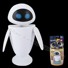 "Cartoon Pixar Wall·E EVE 10 cm / 4"" PVC Action Figure New In Box"