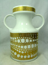 Cool 70´s design Heinrich & Co.  porcelain  Porzellan vase  2075  20 cm