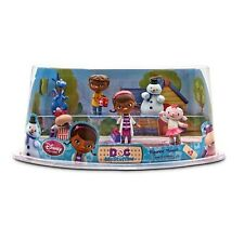 Disney Store Doc McStuffins Figure Play Set Cake Toppers