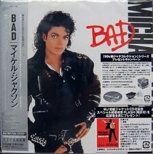 Michael Jackson ‎CD Bad - Cardboard Gatefold Sleeve - Japan (M/M - Scellé / S