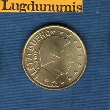 Luxembourg 2010 - 20 centimes d'Euro - Pièce neuve de rouleau - Luxembourg
