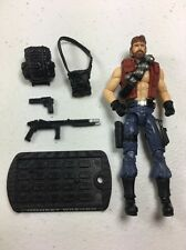 GI Joe Cobra ROC Rise Of Cobra Figure Lot Walmart Exclusive 2009 Monkey Wrench