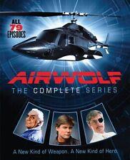 AIRWOLF: COMPLETE SERIES - DVD - Sealed Region 1
