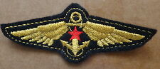 Russian   ARMY WINGS  embroidered       patch  #396 SE