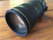 Nikon 70-200mm f/2.8G ED VR II AF-S Nikkor Zoom Lens For Nikon Digital SLR