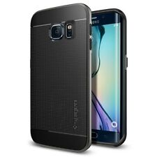 SPIGEN Galaxy S6 bordo Case Neo Hybrid Gunmetal