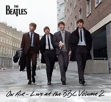 "THE BEATLES - ON AIR - ""LIVE"" AT THE BBC VOLUME 2: 2CD ALBUM SET (2013)"