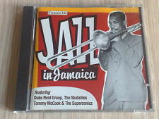 JAZZ IN JAMAICA (DUKE REID GROUP, THE SKATALITES) - CD COME NUOVO (MINT)
