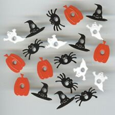 "HALLOWEEN EYELETS 1/8"" Ghost Spider Pumpkin Hats Scrapbooking Card Making Crafts"