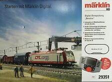 Märklin H0 29351 Set Digital para principiante Benelux con locomotora eléctrica