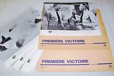 john wayne PREMIERE VICTOIRE !  jeu 16 photos cinema  lobby card 1965