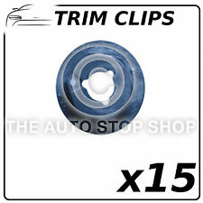Trim Clips Wing - Bumper For Opel Astra F/Vauxhall Vectra B 10362 Pack of 15
