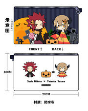 Anime K-project K Totsuka Tatara Suoh Mikoto Storage Bag Pen Pencil Case Pouch
