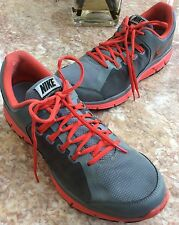 NIKE Lunar Forever 3 Grey Light Crimson Men Running SZ 10.5 Sneakers 631628 004