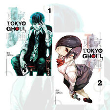 Tokyo Ghoul Series Collection Sui Ishida 2 Books Set Pack NEW Vol 1-2