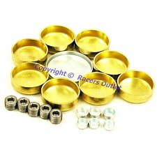 Elgin EP100BR Brass Freeze Plugs Fits sb Chevy 350 327 307 305 283 267 265 262