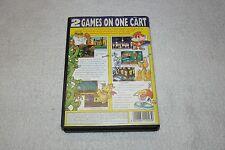 Fantastic Dizzy & Cosmic Spacehead - SEGA Mega Drive Complete Tested PAL RARE