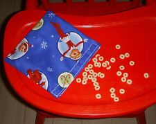 Reusable Snack Sandwich Food Storage Bag Sm Objects Pouch - The Elf On The Shelf