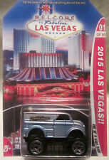Hot Wheels CUSTOM MONSTER DAIRY DELIVERY  2015 Las Vegas RR Limited 1/5 Made!