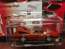 1978 PONTIAC TRANS AM 1/64 SCALE, T-Tops, LIMITED EDITION Johnny Lighting