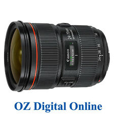 New  Canon EF 24-70mm F/2.8 L F2.8 24-70  II USM Lens for 5D 7D 1D 1 Year Au Wty