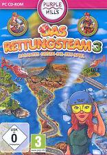 PC CD-ROM + la squadra di soccorso 3 + vittoria contro il tempo gioco + Win 8