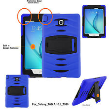 Tab A 10.1 Full-body Shock Proof Case for Samsung Galaxy Tab A 10.1 T580/585 BLU