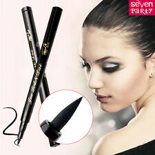 Black Liquid Waterproof Eyeliner Pencil Pen Eye Liner - Beauty Make Up Comestic