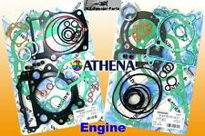 Complete gaskets kit HONDA CR 80 (1992-2002) for CYLINDER + ENGINE # ATHENA