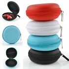 Carry Storage Bag Hard Case Pouch For Headphone Earphone Earbud USB SD TF Card
