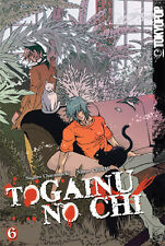 Togainu no Chi Vol. 6 Manga NEW