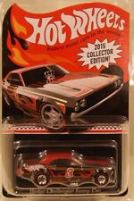 Hot Wheels Dodge Challenger Funny Car Kmart 2015 Mail In Real Riders Redline
