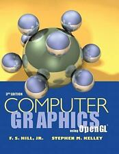 Computer Graphics Using OpenGL by Stephen M. Kelley and F. S., Jr. Hill...