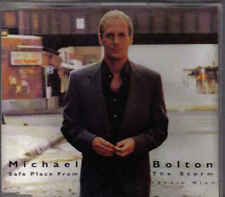 Michael Bolton-Safe Place From the Storm Promo cd single