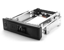 "5.25"" Tray-Less SATA Hot-Swap Hard for 3.5""HDD Hard Disk off / on Button"