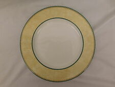 VILLEROY & BOCH HEINRICH GOLDEN HARVEST DINNER PLATE BONE CHINA SET OF TWO