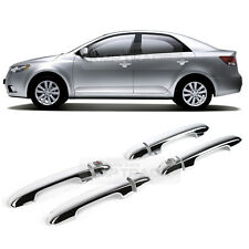 Chrome Door Catch Handle Molding Cover Garnish for KIA 2008-2012 Cerato Forte