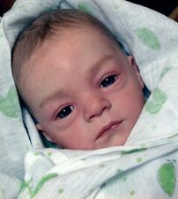 SOLE Romeo by Natali Blick *hard to find* blank *UNPAINTED* reborn baby doll kit