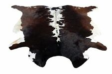 New Multi Colour COW HIDE RUG AREA ANIMAL SKIN (46'' x 52'') COWHIDE ULG-1987