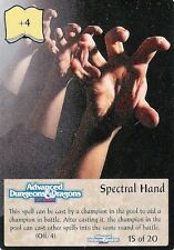 Spellfire - Artifacts Chase #15 - ARc/15 - Spectral Hand - D&D