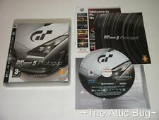 Sony Playstation 3 / PS3 ~ Gran Turismo 5 Prologue ~ Complete / Very Good