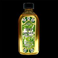 MONOI TIKI TAHITI A l'HUILE DE TAMANU 100 % NATURELLE (Calophyllum Inophyllum)