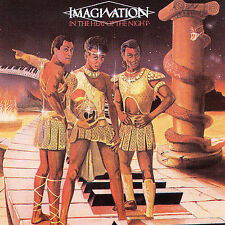 In the Heat of the Night by Imagination (CD, May-1996, Br Music)