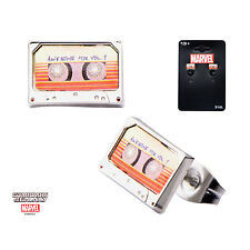Marvel GUARDIANS OF THE GALAXY MIXTAPE STUD EARRINGS Stainless Steel DJ Cosplay