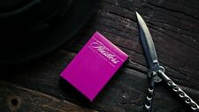 Ellusionist Madison Purple Hustlers US Playing Cards Magic Poker NEW