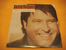 Cardsleeve Single CD GARRY HAGGER Wat Is Er Fout Gegaan 2TR 2003 dutch