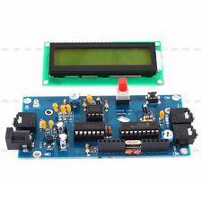 12V 500mA Ham Radio Essential CW Decoder Morse Code Reader Translator Telegraph