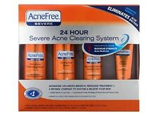 NEW AcneFree Severe Acne Clearing System, Eliminates Acne Bacteria, 11 Ounce